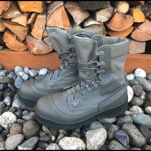 Belleville Combat Boots 7.5 Military Tactical